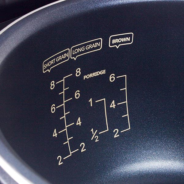 Markings on Joubu ceramic coated inner bowl