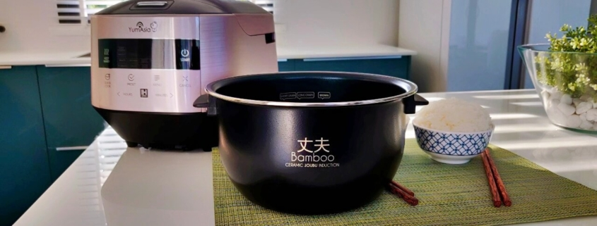 Expert Reviews Gives Bamboo IH Rice Cooker By Yum Asia Award 2019